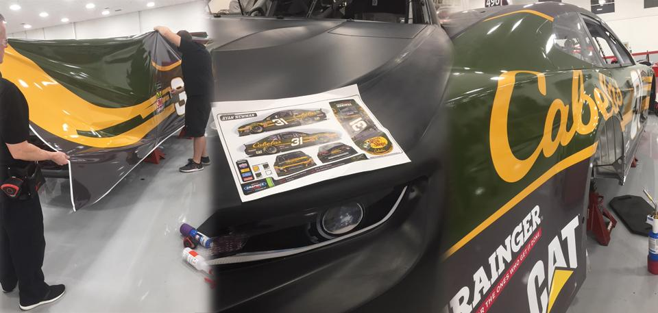RCR Graphics Center Makes a Name for Itself