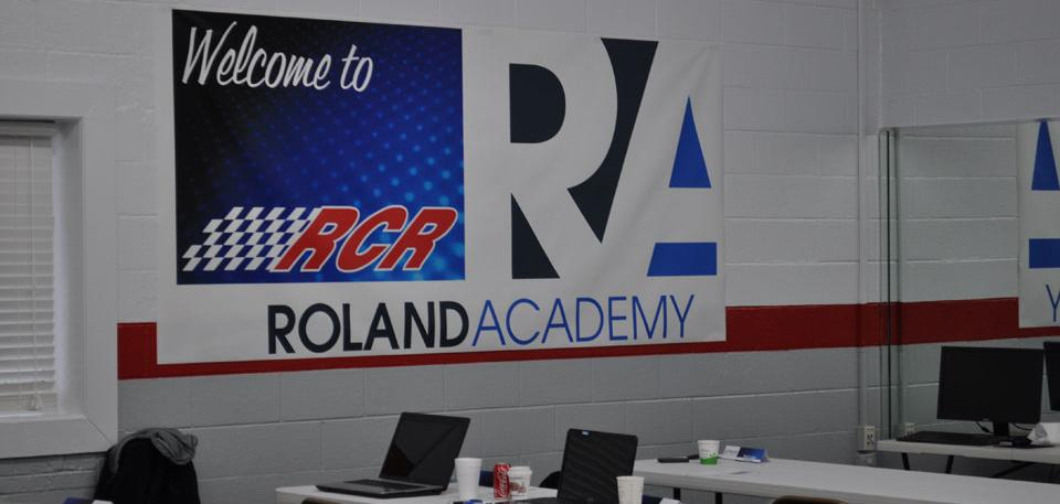 RCR Graphics Powered by Roland